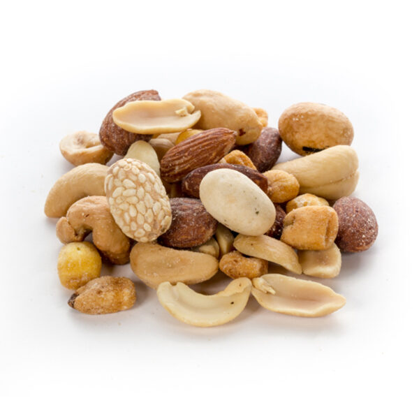 Premium Mixed Roasted & Salted Nuts