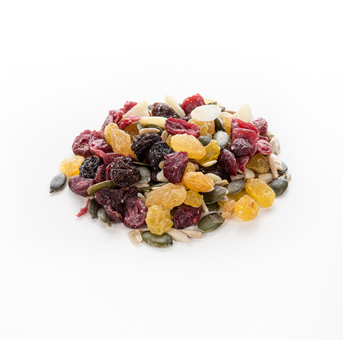Raw Energy Mix of Nuts, Seeds & Dried Fruit