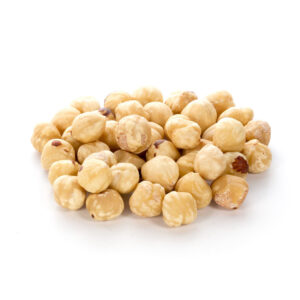 Blanched Hazelnuts (No Oil, No Salt)