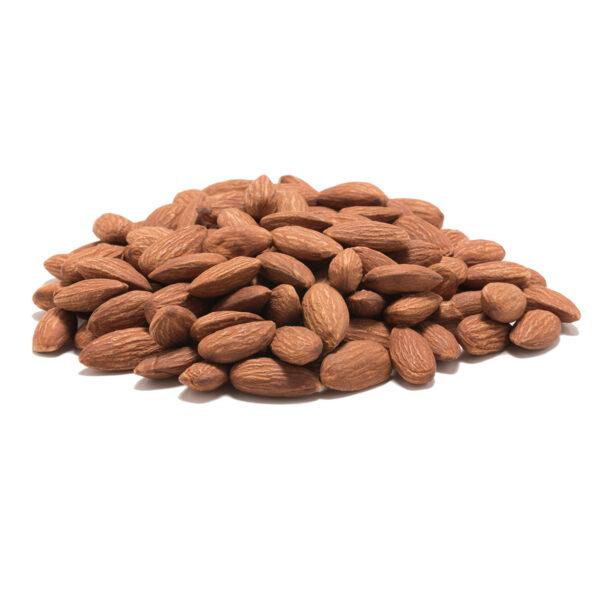 Dry Roasted Almonds (No Oil, No Salt)
