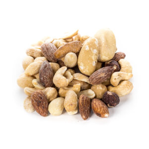 Dry Roasted & Salted Deluxe Mixed Nuts
