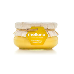 Mellona Pure Raw Honey 250g