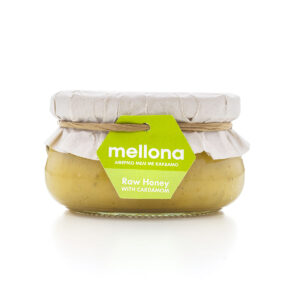 Mellona Raw Honey with Cardamom 250g