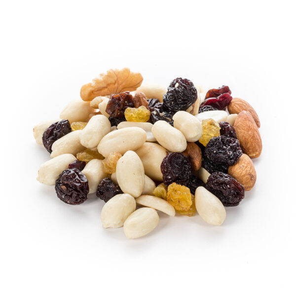 Raw Mixed Nuts & Raisins