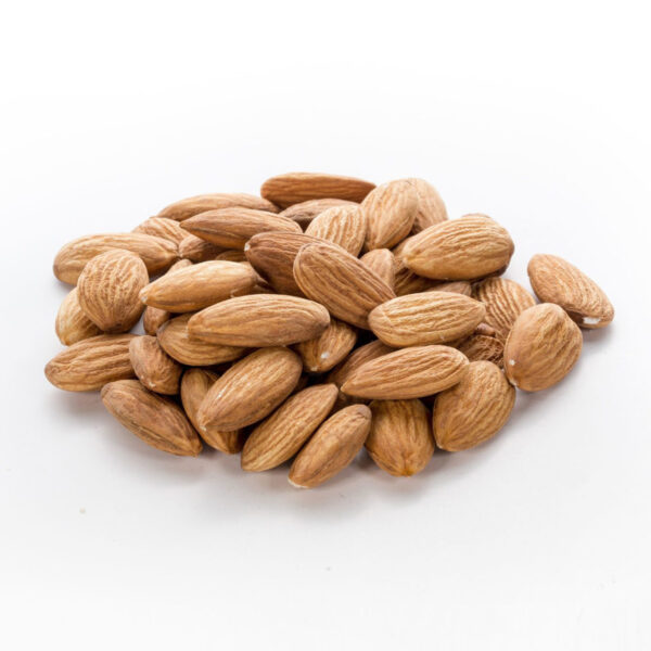 Raw & Whole Almonds