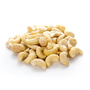 Raw & Whole Cashews