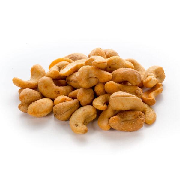 Spicy Roasted Cashews (Mild)