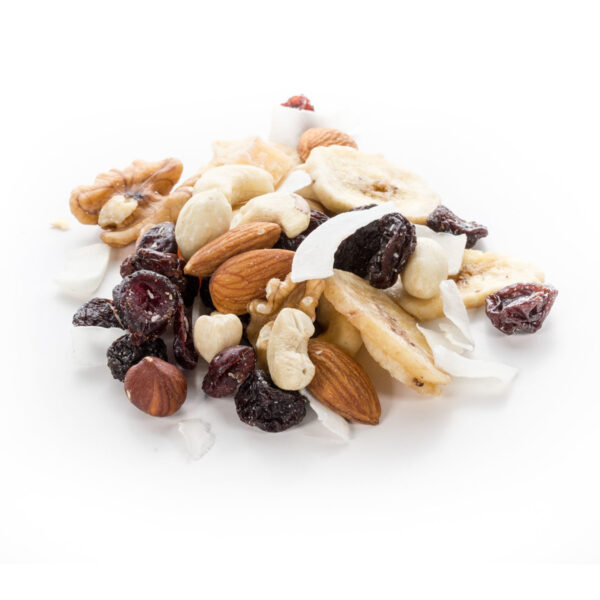 Sunburst Raw Tropical Trail Mix, Unsalted