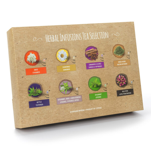 Natural Life Herbal Tea Collection (120 Bags)