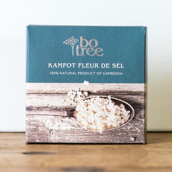 Bo Tree Kampot Fleur De Sel (Salt)