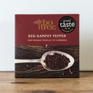 Bo Tree Organic Red Kampot Pepper