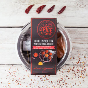 Spice Kitchen World Chilli Tin Collection