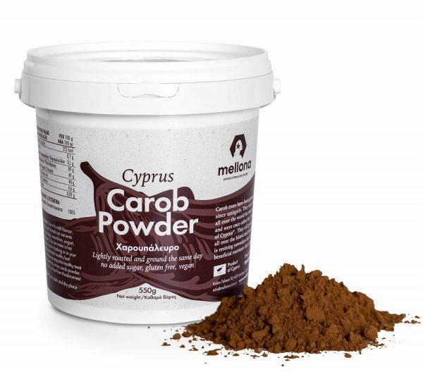 Mellona 100% Wild Carob Powder