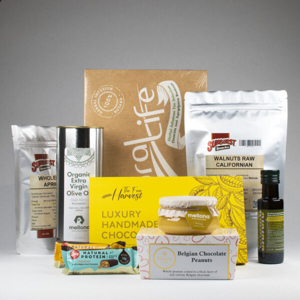 The Fine Harvest Luxury Hamper Loose