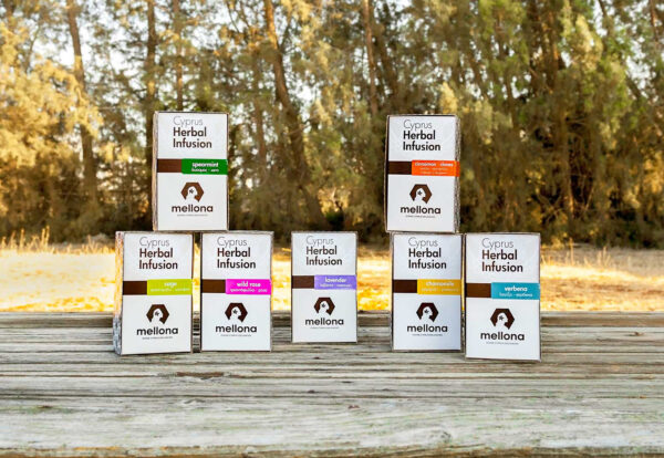 Mellona herbal tea infusion collection