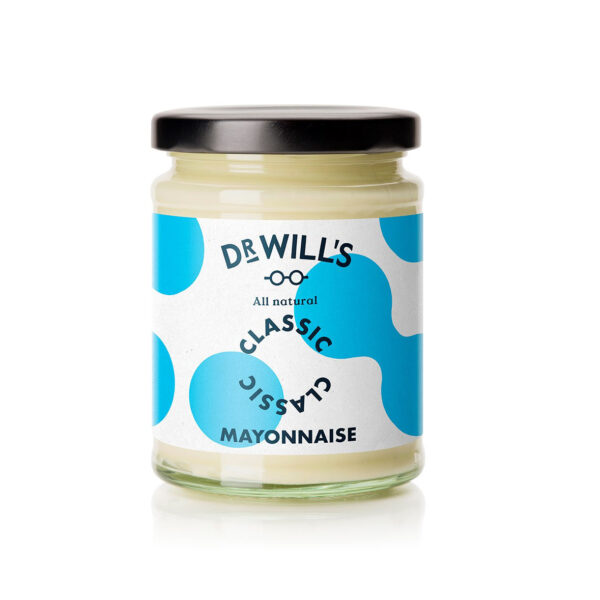 Dr Wills All Natural Classic Mayonnaise