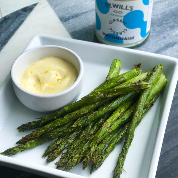 Dr. Wills All Natural Classic Mayonnaise With Asparagus
