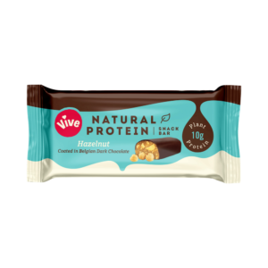 Vive Dark Chocolate Protein Bar Hazelnut