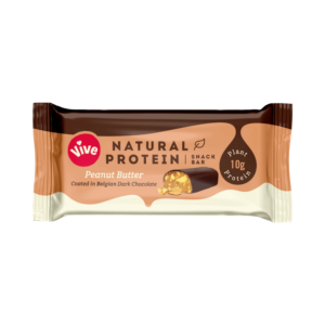 Vive Dark Chocolate Protein Bar Peanut Butter