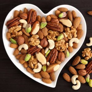 Nuts - The 'Working from Home' Snack!