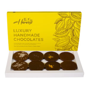 The Fine Harvest Luxury handmade Chocolate Gift Box