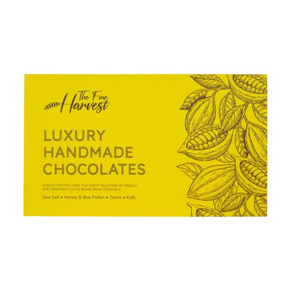 The Fine Harvest Luxury handmade Chocolate Gift Box