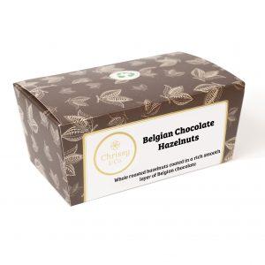 Chrissy & Co. Belgian Chocolate Hazelnuts Gift Box