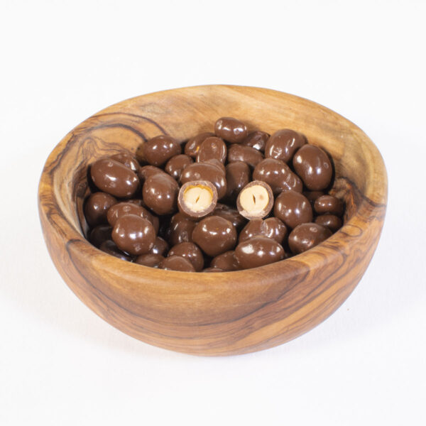 Chrissy & Co. Belgian Chocolate Peanuts Gift Set Ballotin Box, 400g