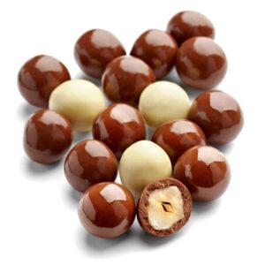Belgian Chocolate Coated Hazelnuts