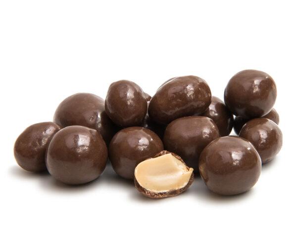 Belgian Chocolate Coated Peanuts