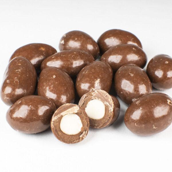 Belgian Chocolate Coated Brazil Nuts