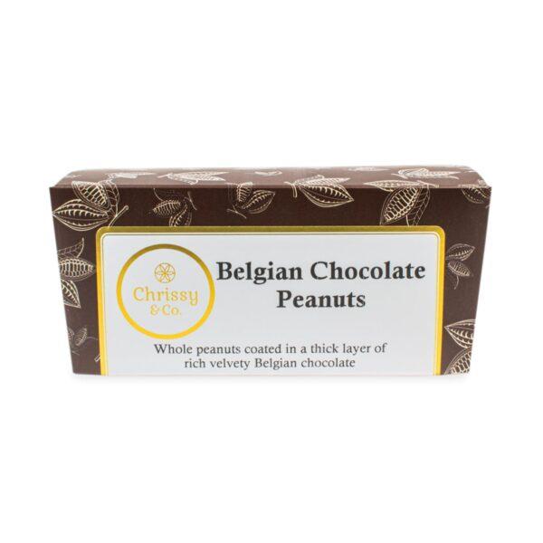 Chrissy & Co. Chocolate Peanuts Gift Box