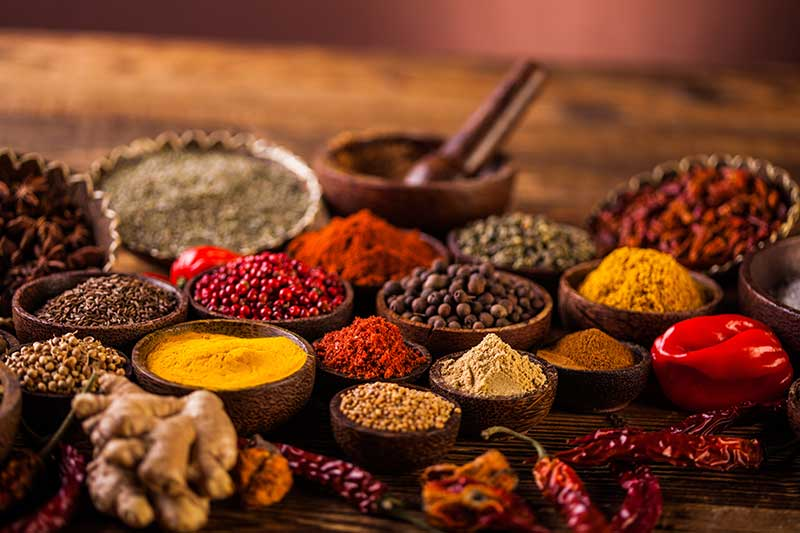 Discover a World of Spices